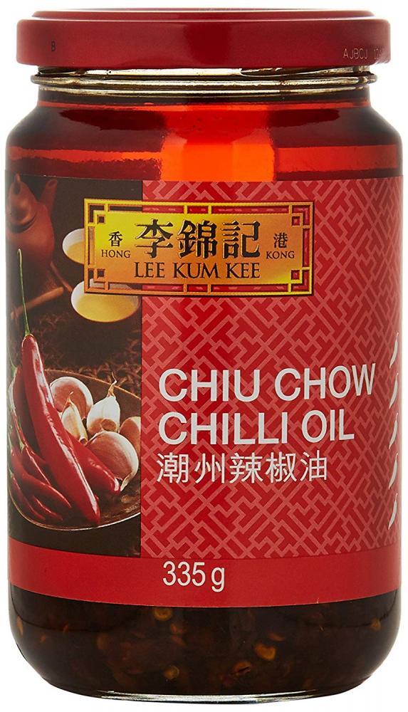 Lee Kum Kee Chiu Chow Chilli Oil 335 g