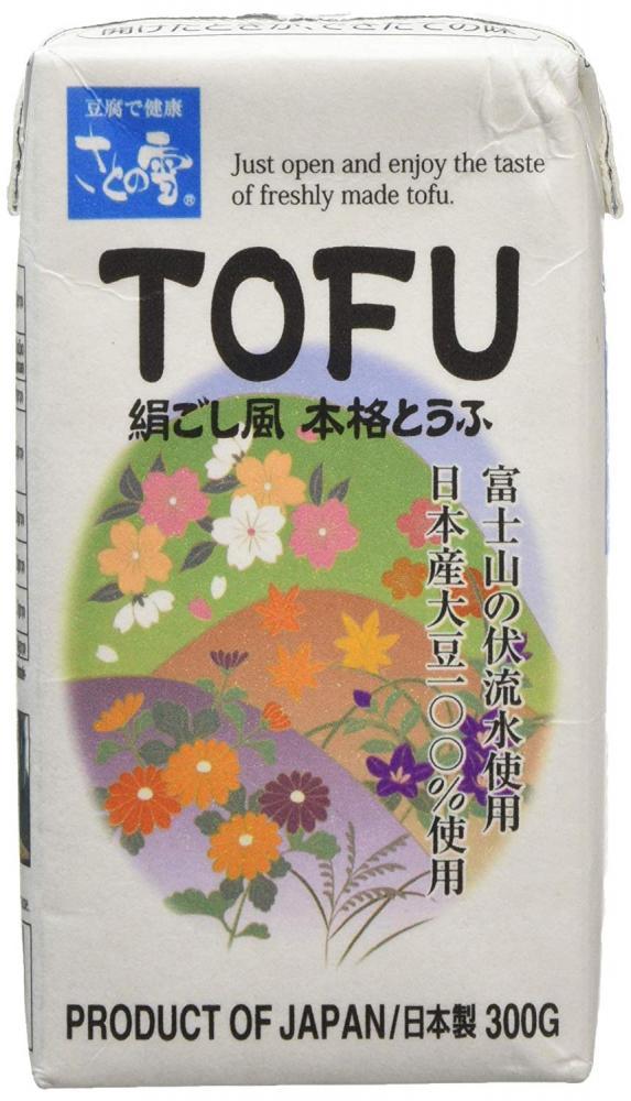 Satonoyuki Tofu 300g