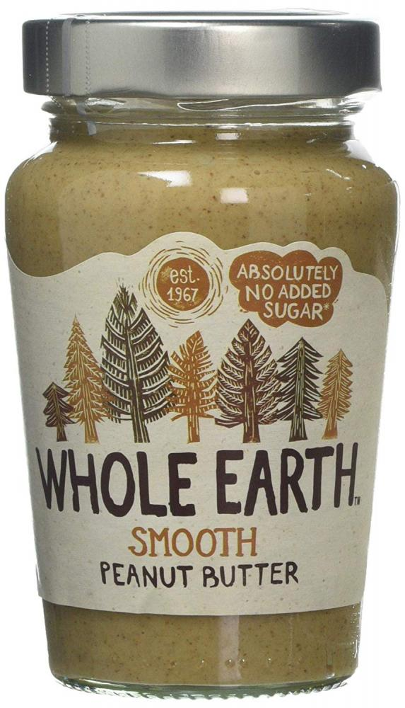 Whole Earth Original Peanut Butter Smooth 340g