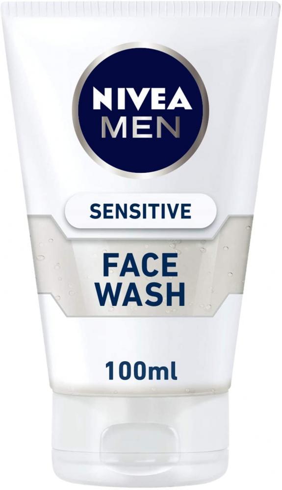 Nivea Men Sensitive Face Wash 100ml