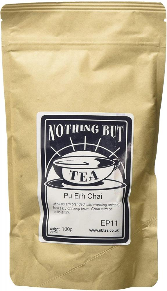 Nothing But Tea Pu Erh Chai 100g