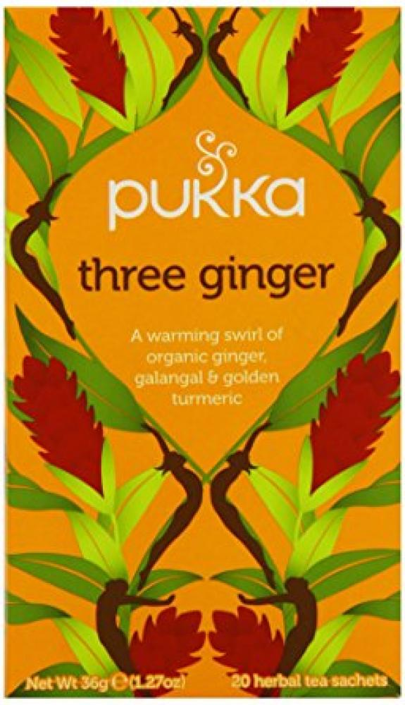 Pukka Organic Three Cinnamon 20bags