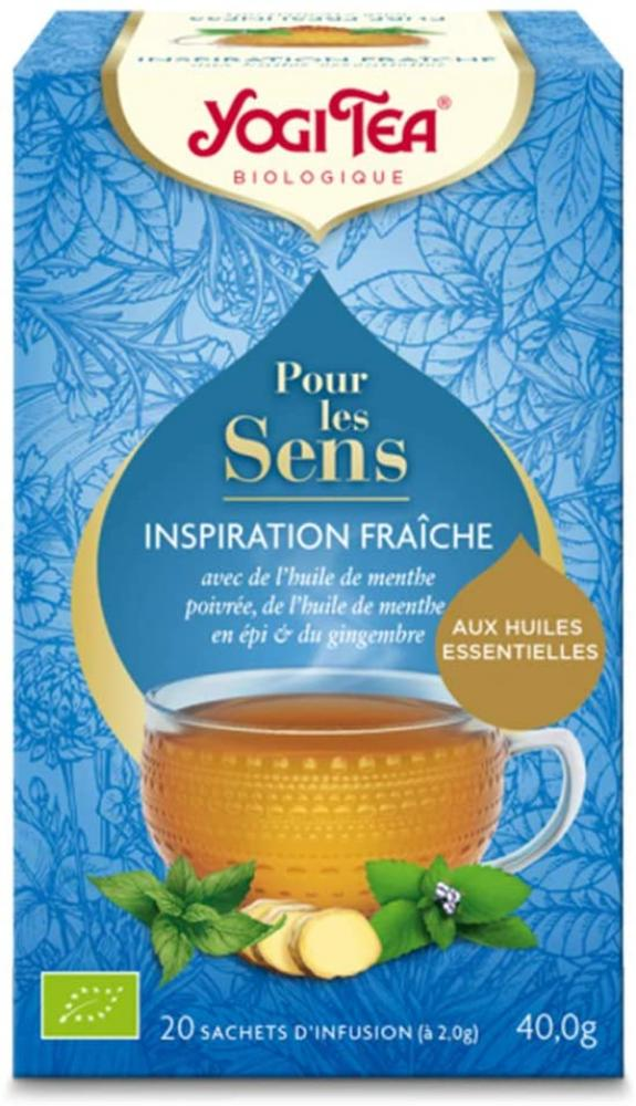 Yogi Tea for The Senses Pure Freshness 20 Bags