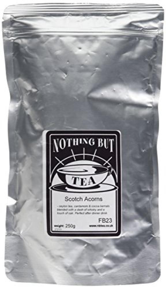 SALE  Nothing But Tea Scotch Acorns 250g