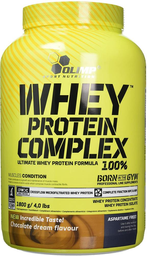 Olimp Labs Chocolate Whey Protein Complex 1.8kg