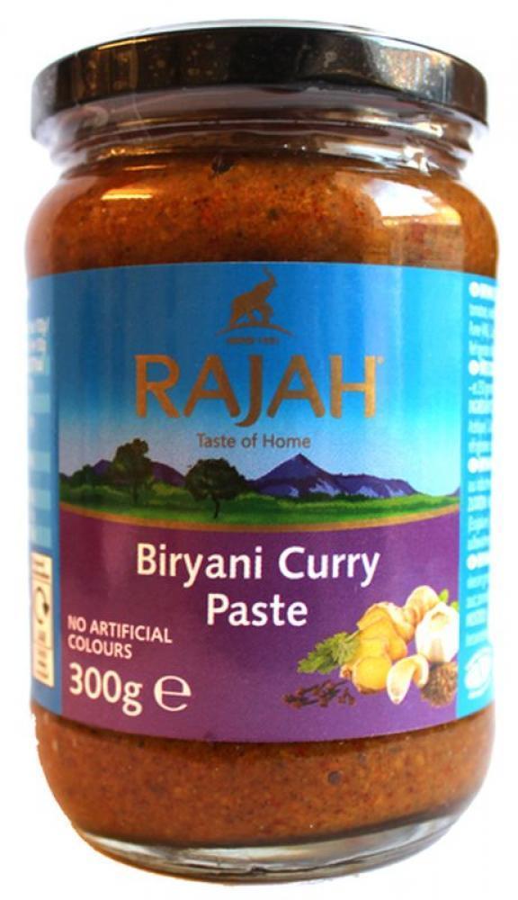 CLEARANCE  Rajah Biryani Curry Paste 300g