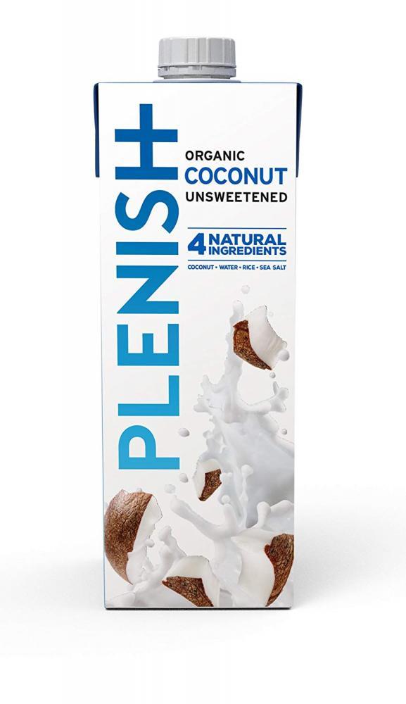 SALE  Plenish Organic Coconut Milk 1 L