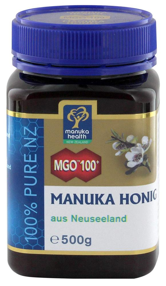 Manuka Health MGO 100 Manuka Honey 500g