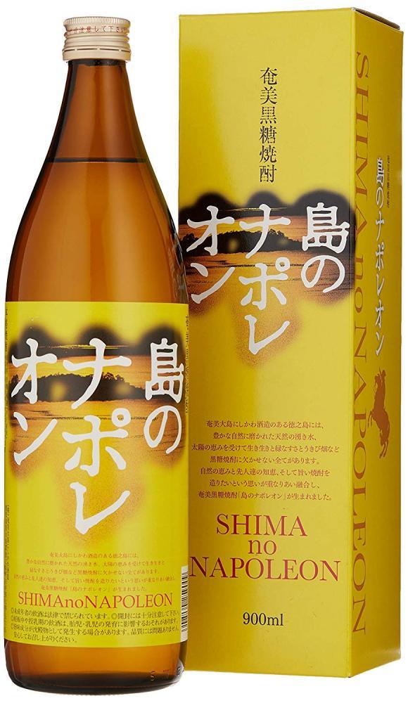 Shimaya No Napoleon Brown Sugar Shochu 900ml