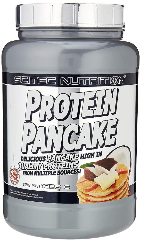 Scitec Nutrition Protein Pancake Mix White Chocolate Coconut 1036 g