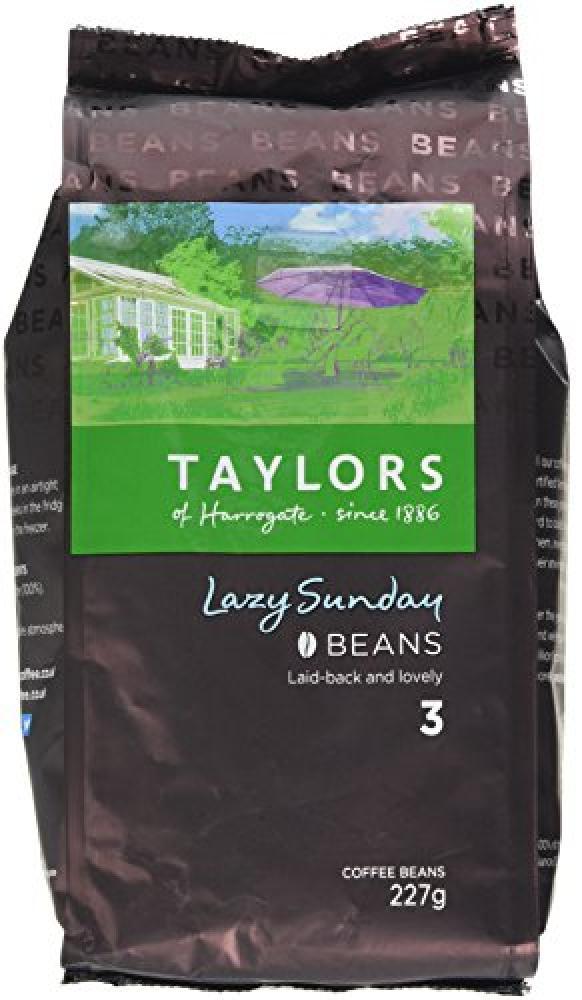 Taylors Of Harrogate Lazy Sunday Whole Beans Coffee 227g