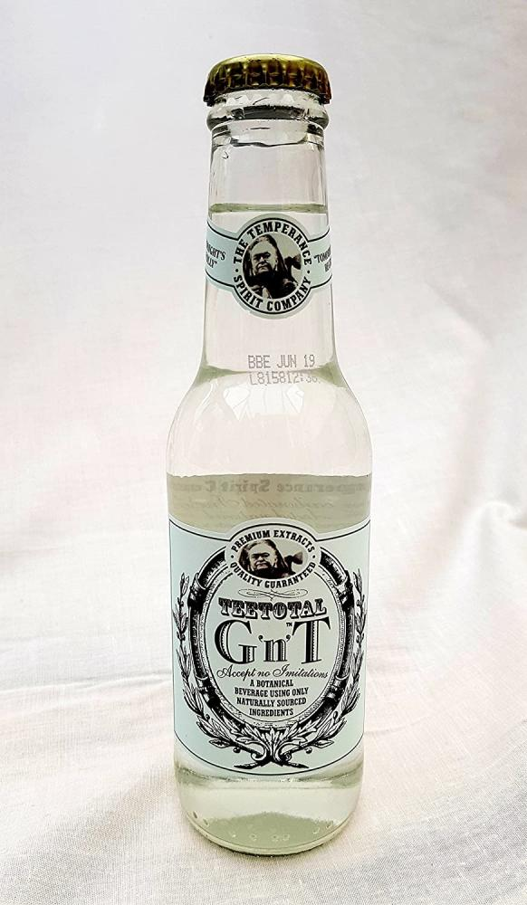 The Temperance Spirit Company Teetotal GnT 200ml