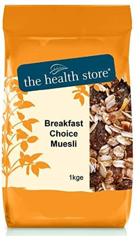 The Health Store Breakfast Choice Muesli 1kg