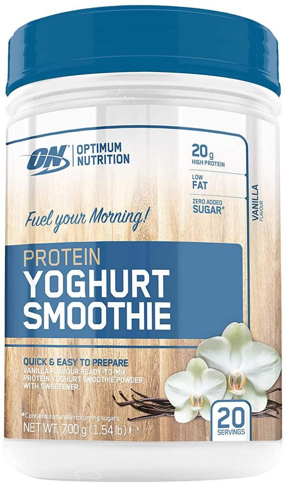 Optimum Nutrition Vanilla Protein Yoghurt Smoothie 700g