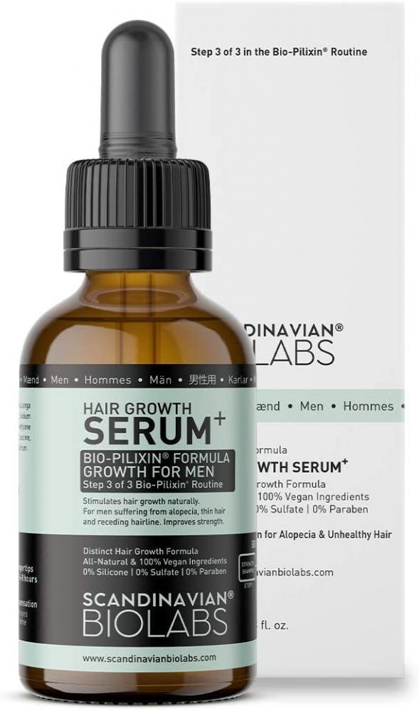 Scandinavian Biolabs Hair Growth Serum for Men 50 ml