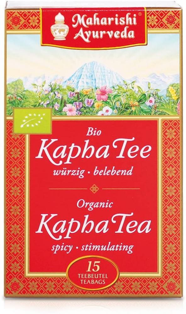 Maharishi Ayurveda Kapha Tea 15 Teabags
