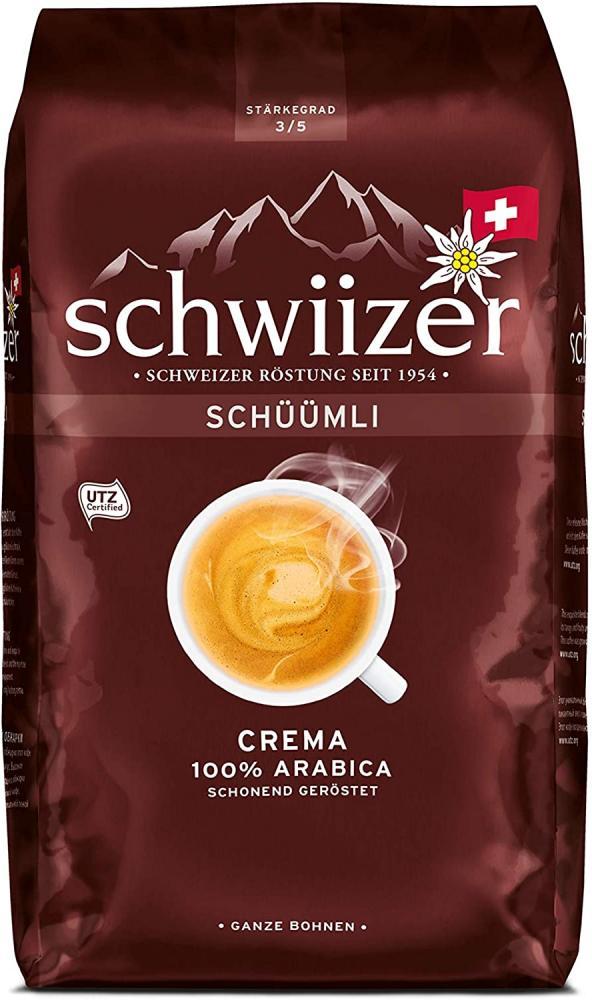 Schwiizer Schuumli Arabica Coffee Beans 1kg