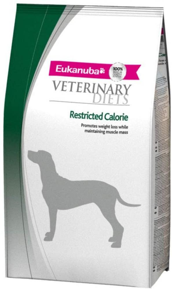 SALE  Eukanuba Restricted Calorie Veterinary Diets Dog 1kg