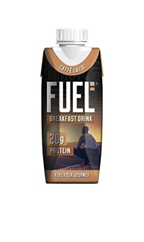 FUEL10K Caffe Latte Breakfast Milk Drink 330ml