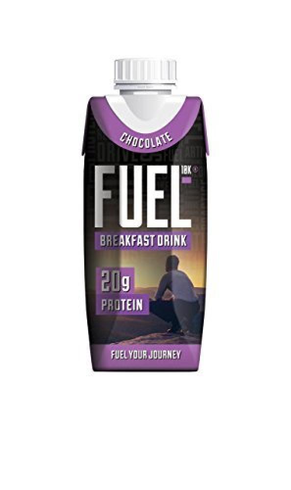 FUEL Liquid Breakfast Chocolate Breakfast Milk Drink 330ml