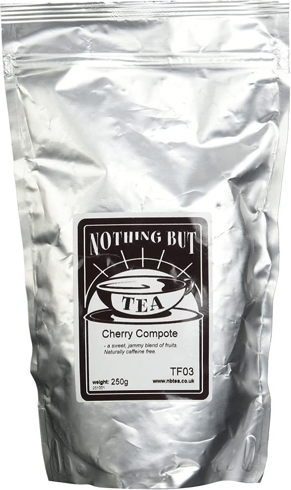 Nothing But Tea Cherry Compote Fruit Tea 250 g