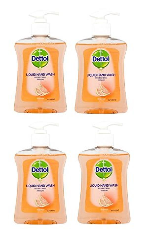 Dettol Moisture Handwash Grapefruit 250ml