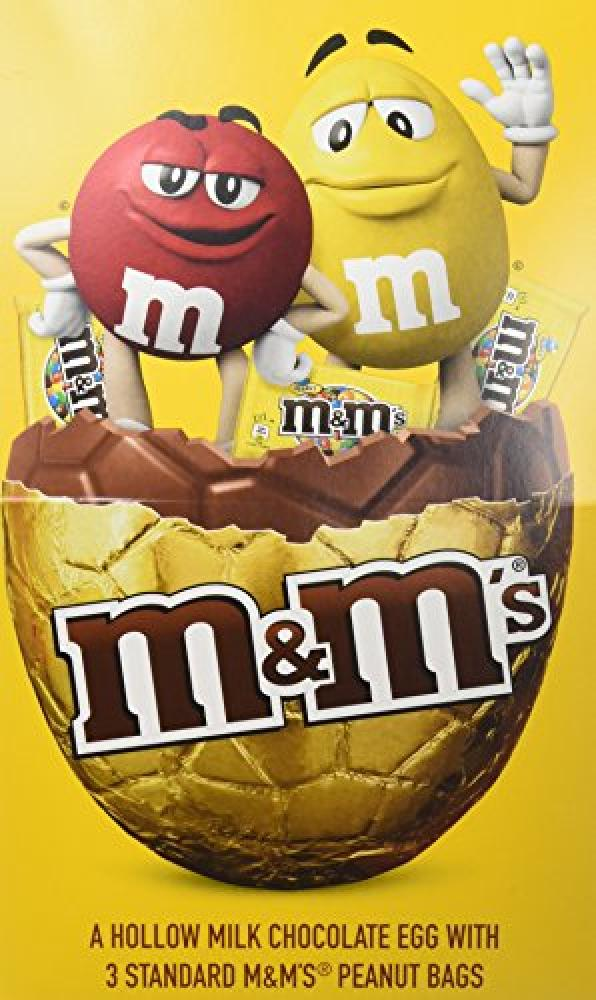 M and Ms Milk Chocolate Egg 313g