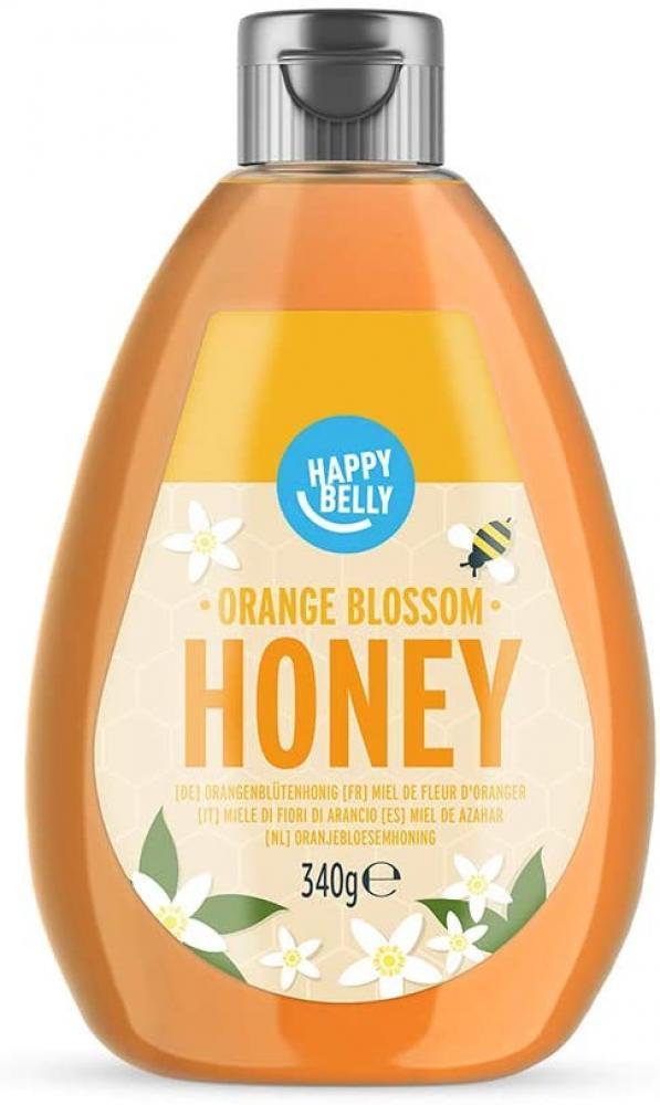 Happy Belly Orange Blossom Honey 340g