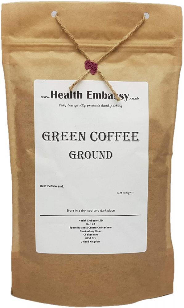 Health Embassy Green Coffee Ground 225g