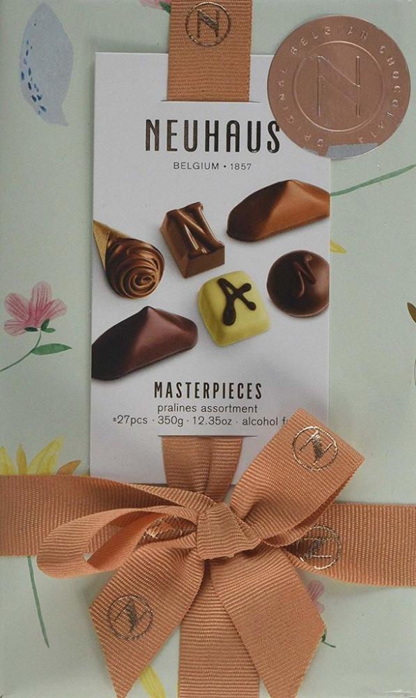 Neuhaus Chocolates Easter Timeless Masterpiece Ballotin 350g