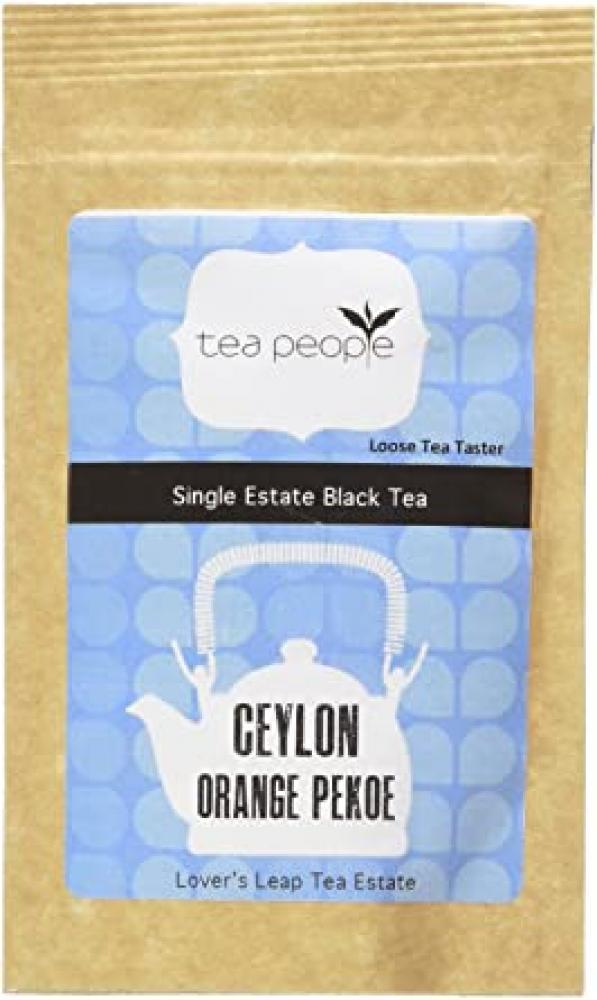 Tea People Organic Ceylon Loose Tea 15g