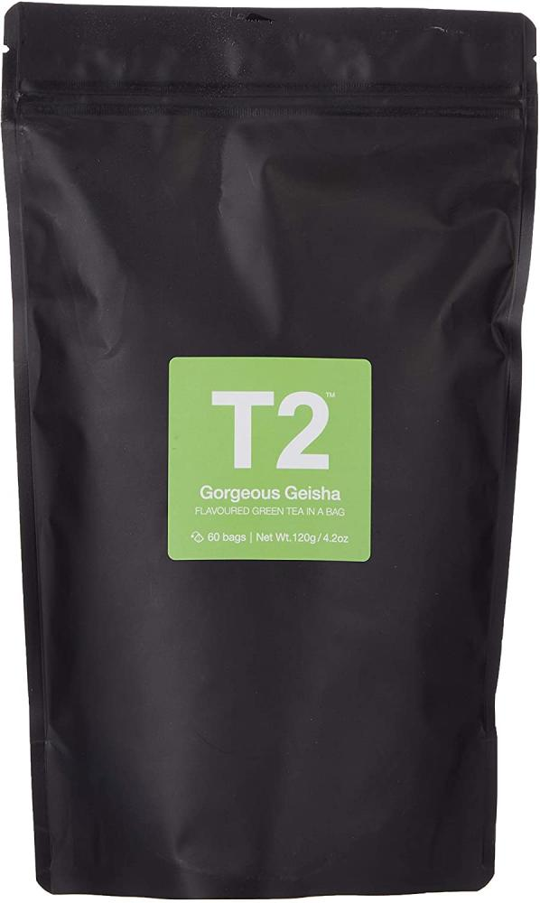 T2 Tea Gorgeous Geisha Green Tea 120 g