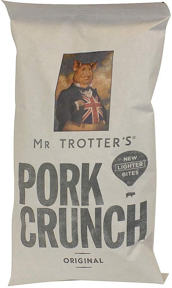Mr Trotters Pork Crunch Original 80 g