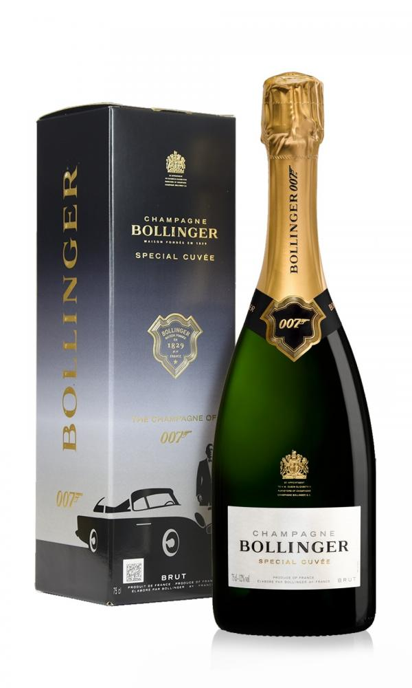 Champagne Bollinger Special Cuvee 007 Edition 750ml