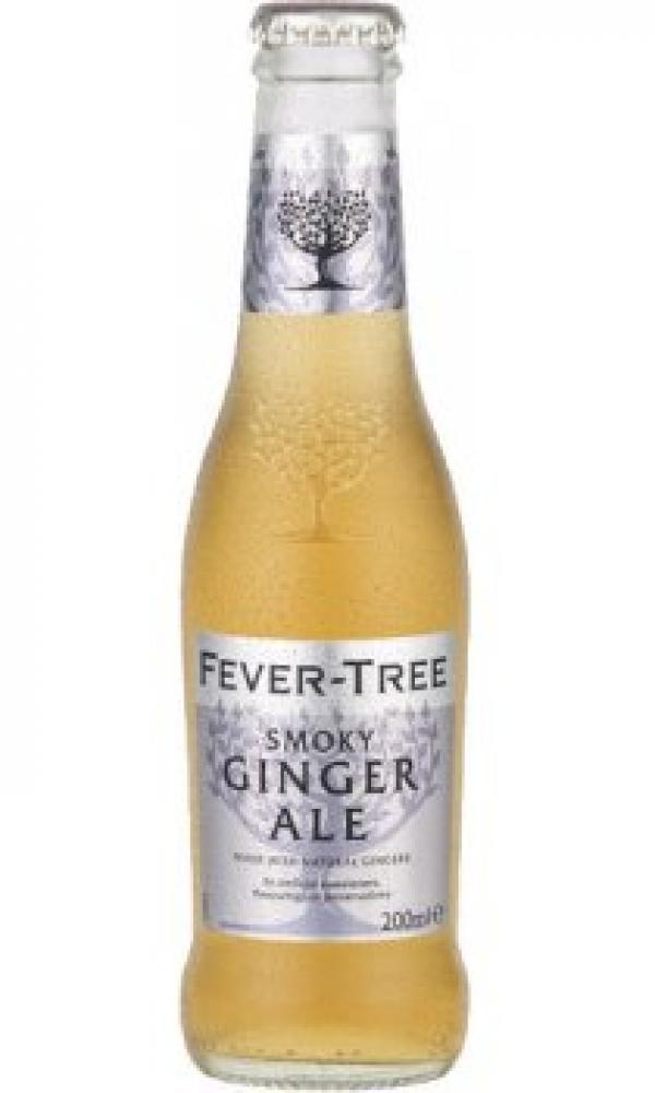 Fever Tree Smoky Ginger Ale 200ml
