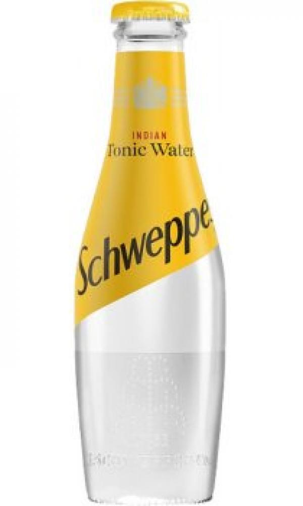 CLEARANCE  Schweppes Indian Tonic Water 200ml