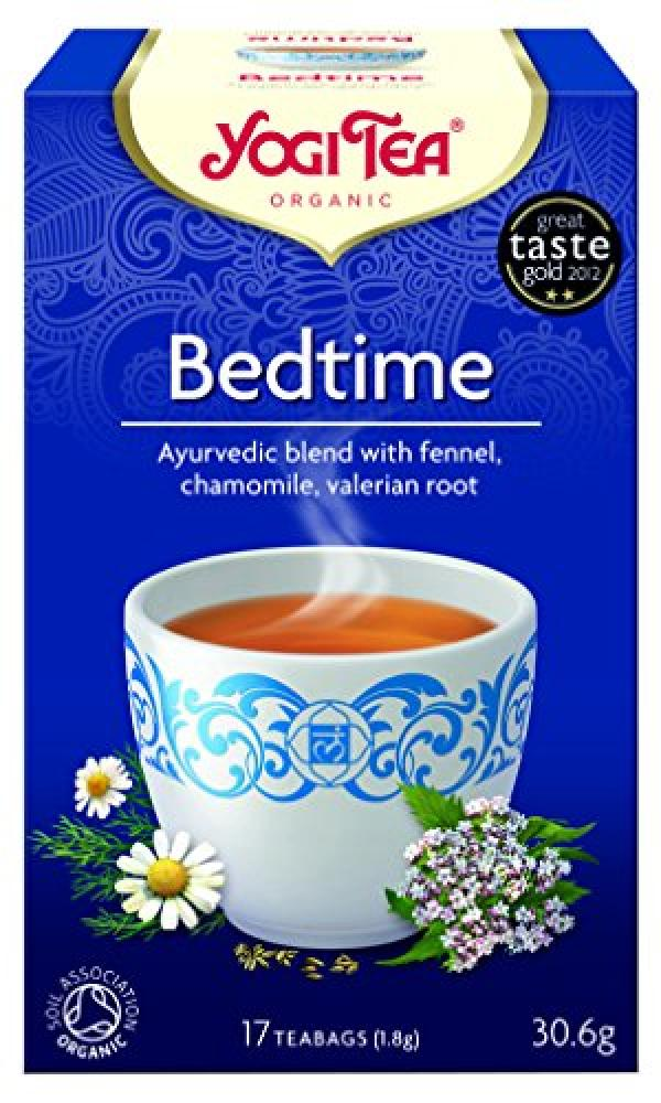 Yogi Tea Bedtime 17 Teabags 31g Damaged Box