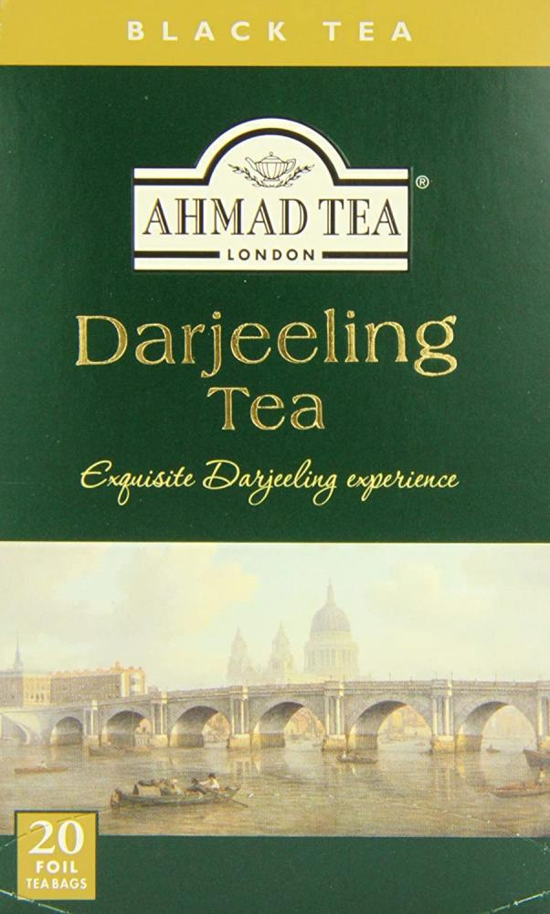 Ahmad Tea Darjeeling Tea 20 Teabags