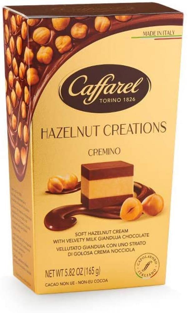 Caffarel Hazelnut Creations Cremino Cornet 165g
