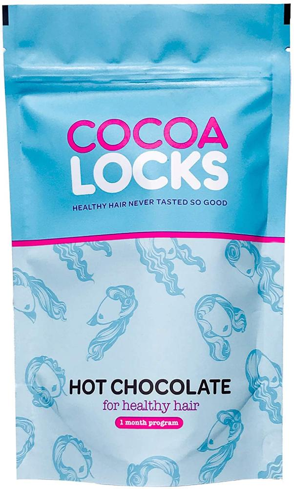Cocoa Locks Hot Chocolate Drink for Hair Growth 220 g