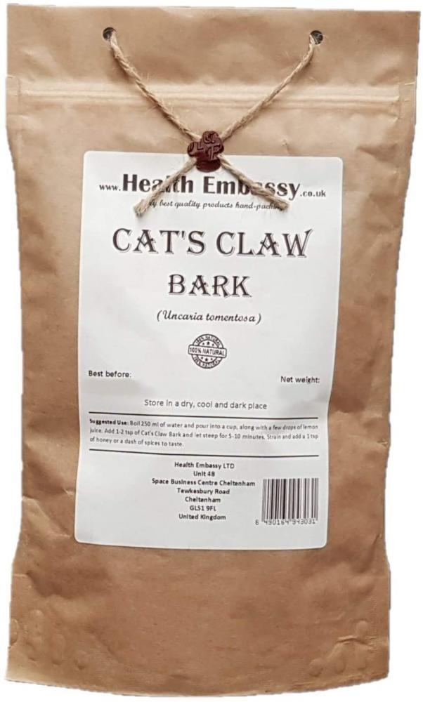 Health Embassy Cats Claw Bark