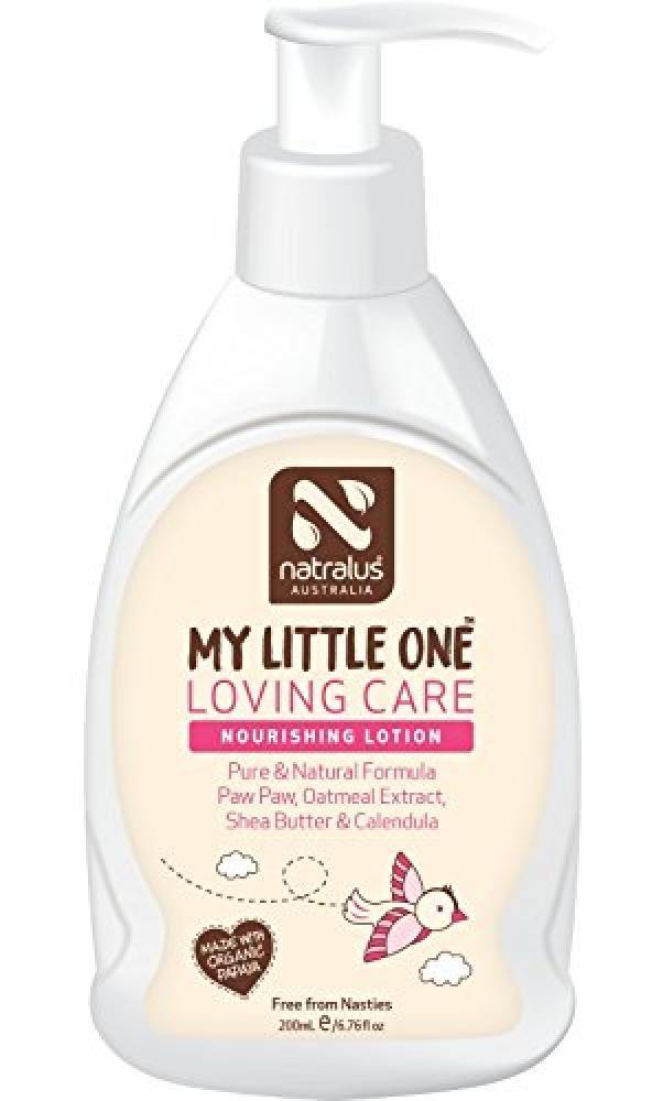 Natralus Australia My Little One Loving Care Nourishing Lotion 200ml
