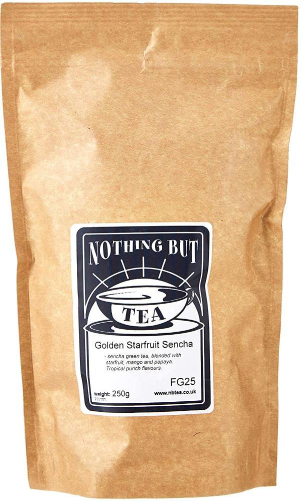 Nothing But Tea Golden Starfruit Sencha 250 g