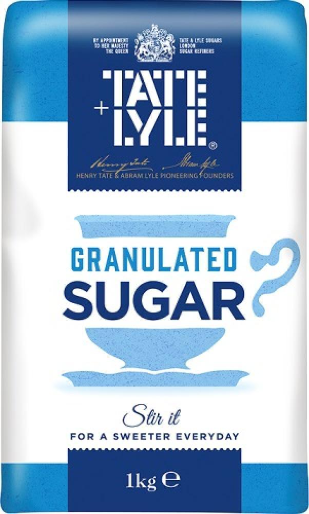 Tate and Lyle Fairtrade Sugar 1kg