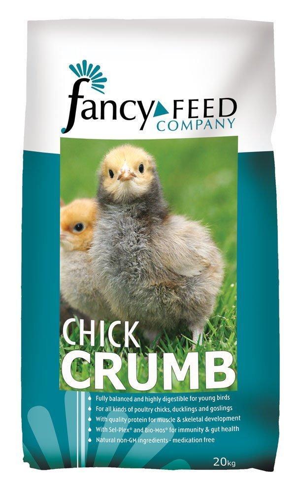 SUMMER SALE  Fancy Feeds Chick Crumbs 20kg