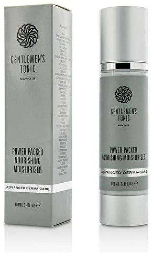 Gentelmens Tonic Hydro Fresh Cream Cleanser 100 ml