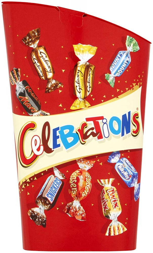 Celebrations Chocolate Box 240g