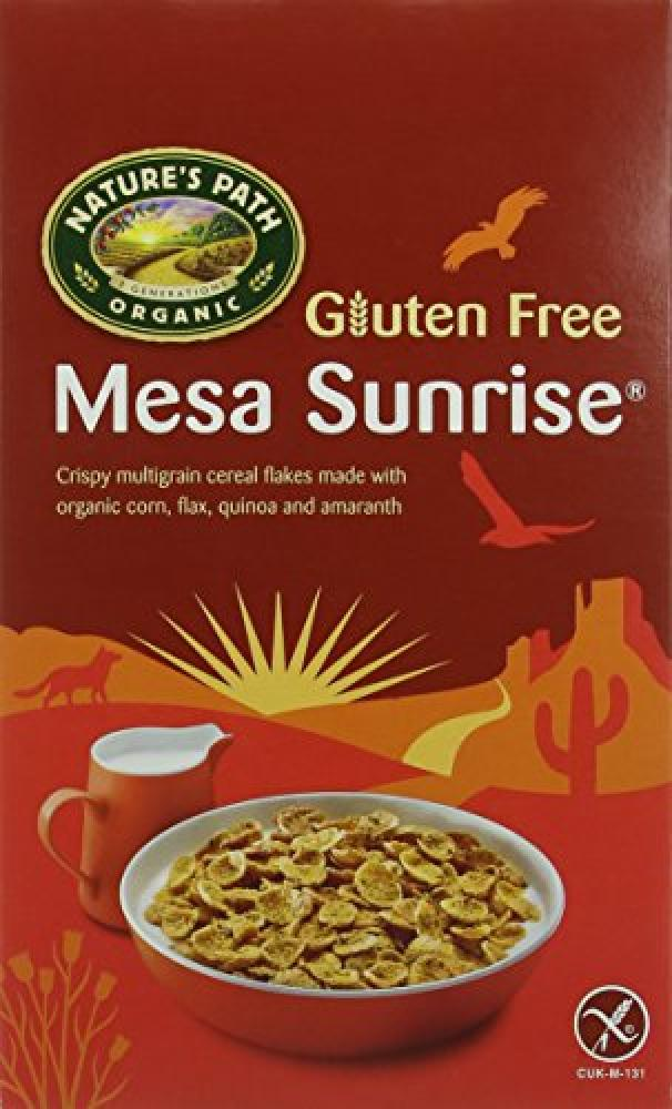 Natures Path Organic Gluten Free Mesa Sunrise Cereal 355 g