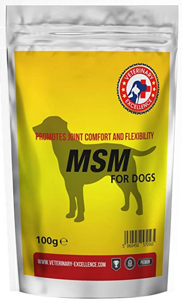 Veterinary Excellence Glucosamine Chondroitin for Dogs 100 g