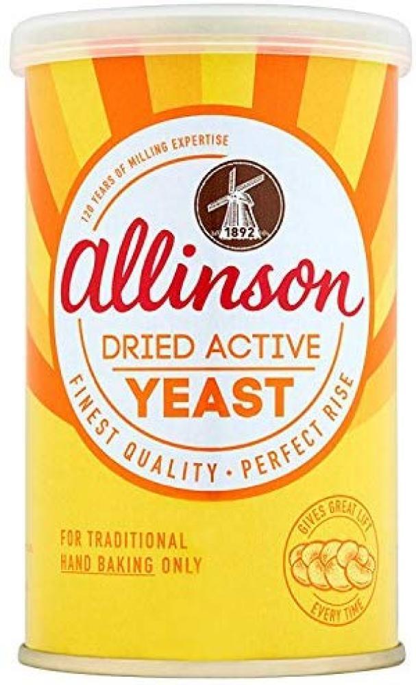 SALE  Allinson Dried Yeast 125g
